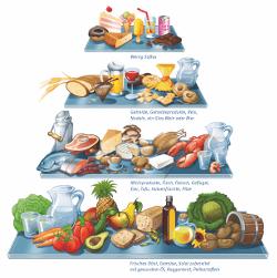 Metabolic Balance ernährungspyramide